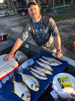 Citrus county fishing captain