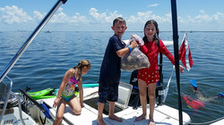 Citrus County Family Scalloping Charter