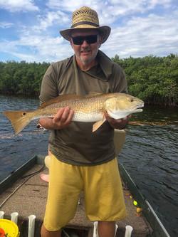 Redfish Homosassa Fishing Charter