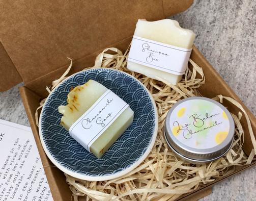 Porcelain Soap Dish, Letterbox Gift