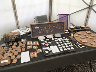 Leighton Hall Craft & Gift Fair.
