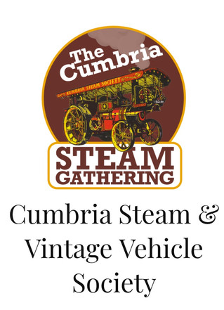 Excited to be taking part in the Cumbria Steam Gathering again this year!