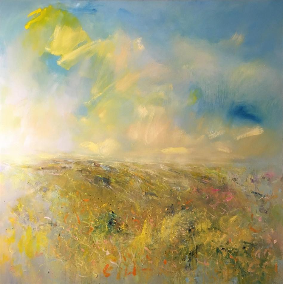 Emek HaEllah in light I