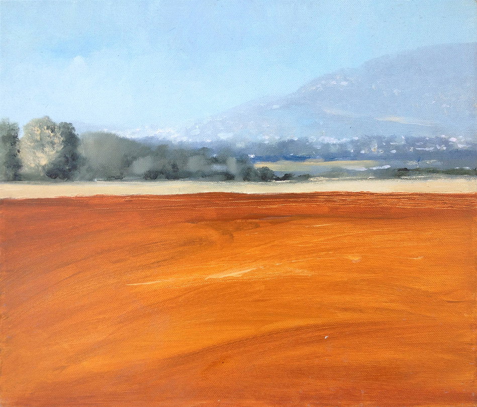 SOLD Towards Hermon late afternoon I