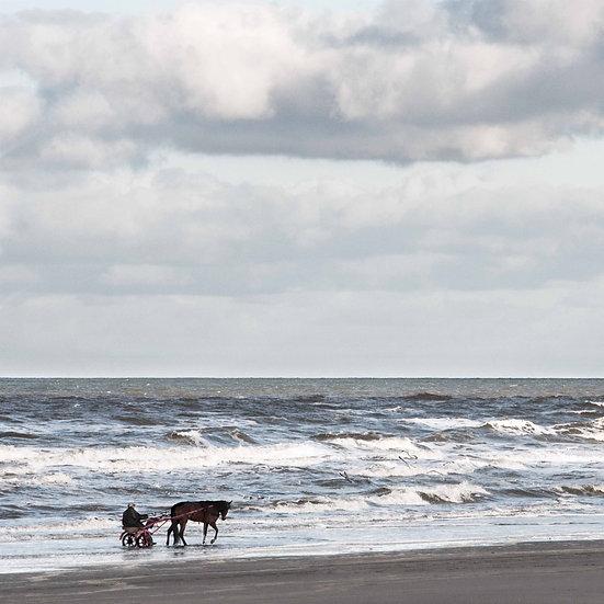 Houten fotoblok Beachlife V