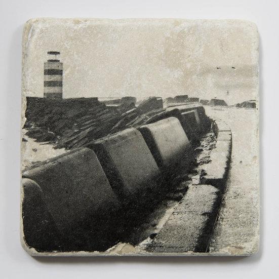 Foto tegel, Lighthouse 3