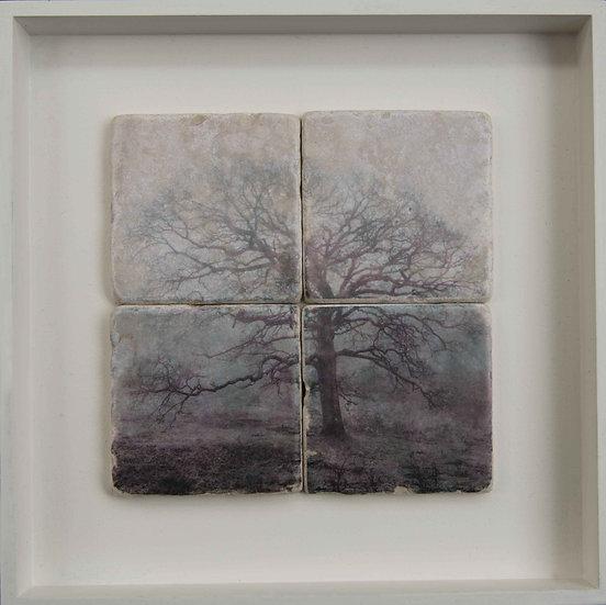 Tegeltableau, Serie Trees IV