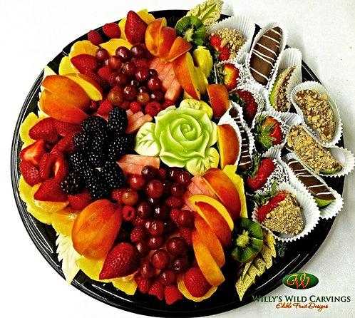 Deluxe Fruit Platter.