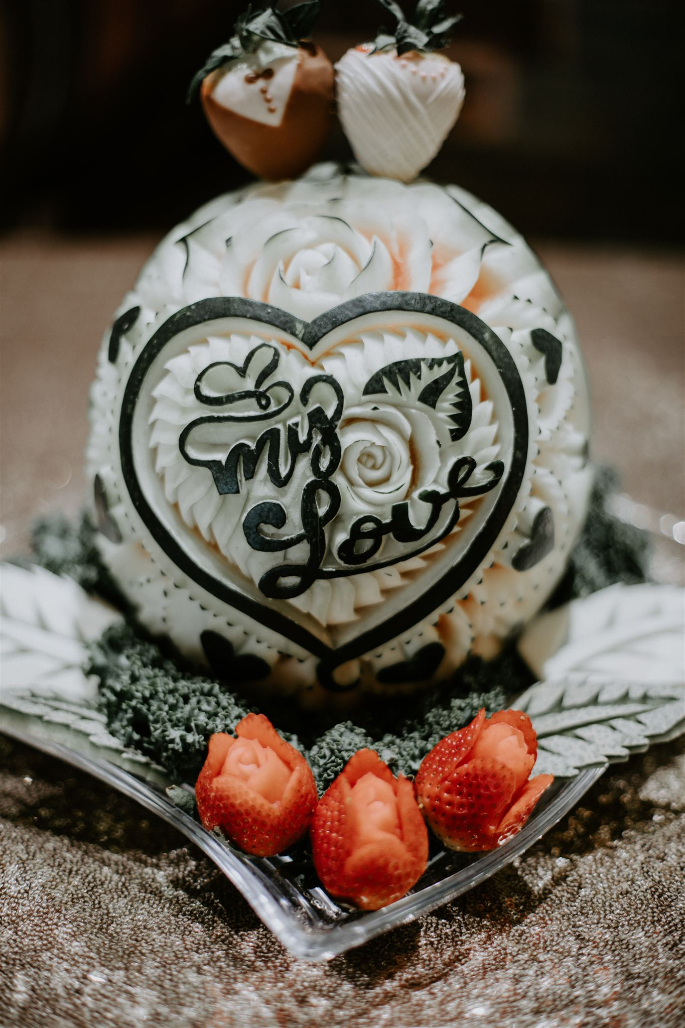 Wedding Watermelon Designs