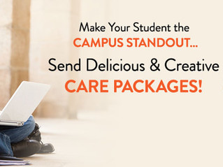Send a delicious fruit arrangements to your college students. We deliver at Colorado Mesa University