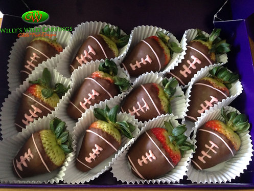 Football Berries for Her