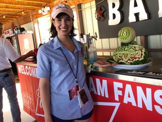 ColoradoCountry Jam 2018 #WatermelonCarvings #Townsquaremedia #GrandJunction #Colorado