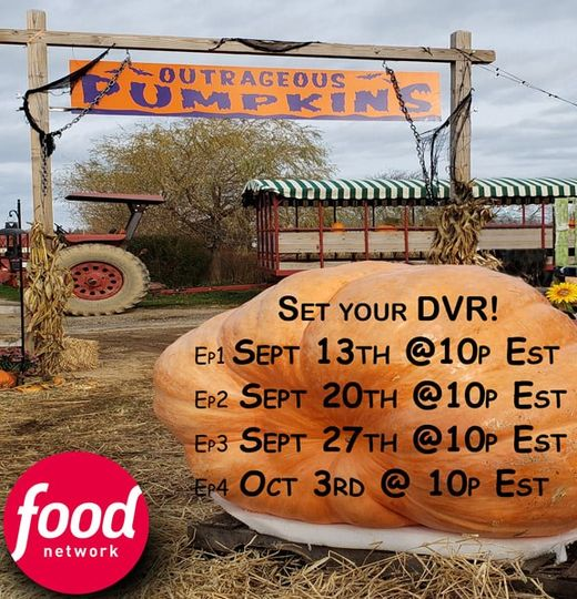 Outrageous Pumpkins Show