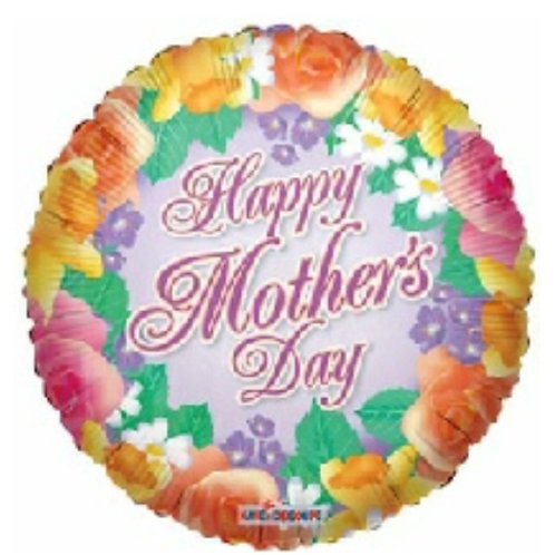 """""""Happy Mother's Day"""" Balloon."""