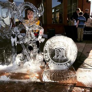 #icecarvings #coloradosprings #coolhandi