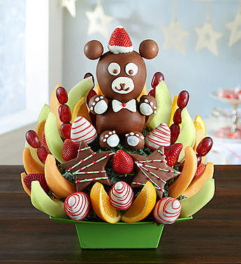 Festive Tasty Teddy