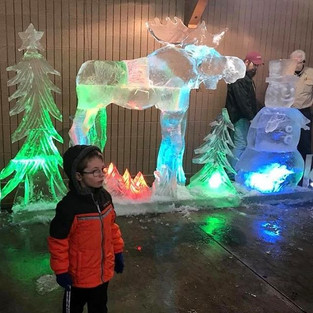 Cabela's 1st Annual Great West Ice Fest