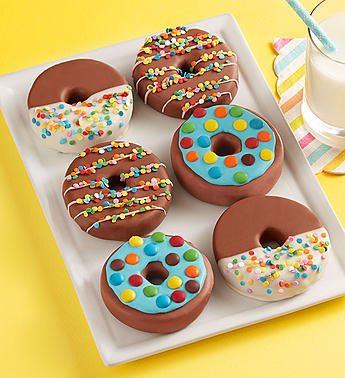It's a Party Donuts