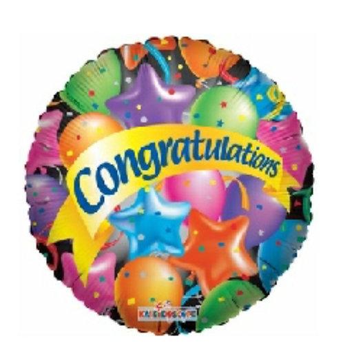 """""""Congratulations"""" Balloon"""