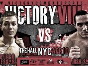 Stockade's Santos at Victory NYC