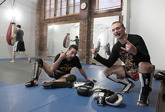 Mauceri Kingston Stockade Muay Thai
