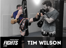 Timithy Wilson: Friday Night Fights