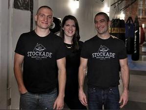 Stockade Muay Thai Featured in Kingston Happenings