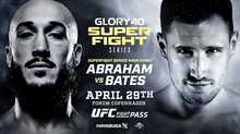 Coach Chris heads to GLORY40 COPENHAGEN