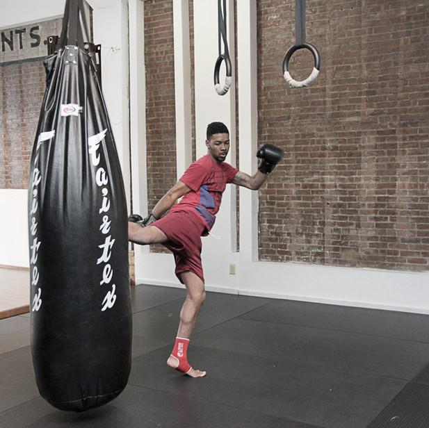Stockade Martial Arts Muay Thai Kingston