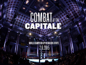 Combat at the Capitale NYC