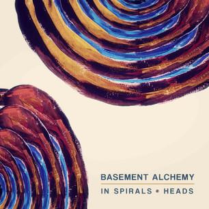 In Spirals * Heads - Album cover