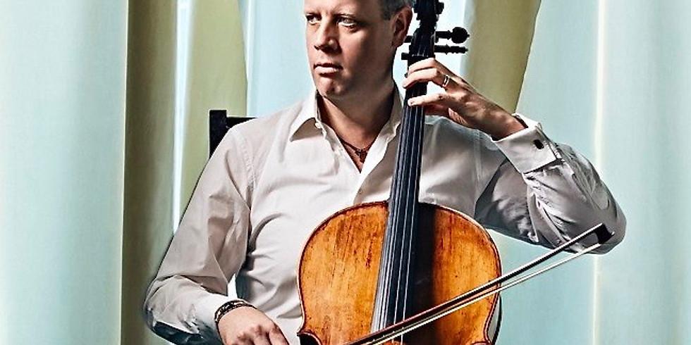 World Premiere:  Peter Allen Cello Sonata
