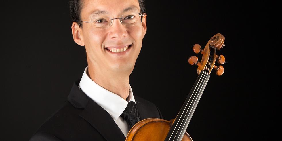 Violinist Robert Uchida and friends