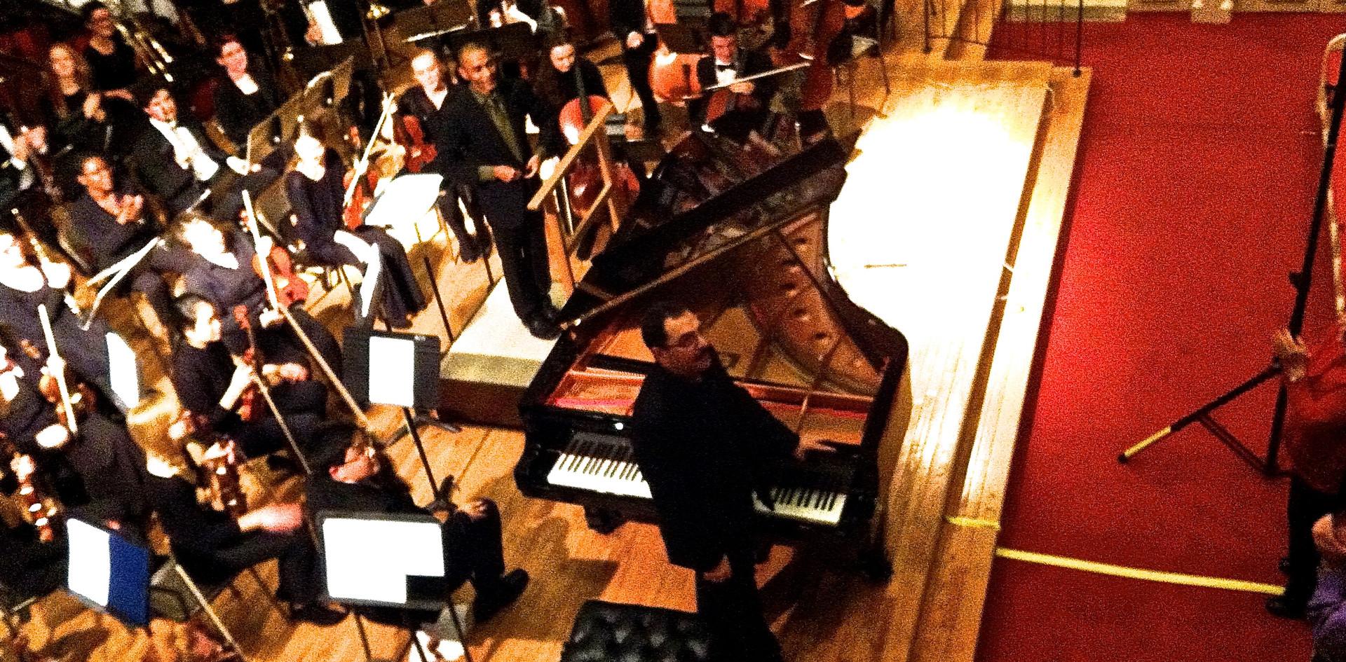 Tchaikovsky Piano Concerto