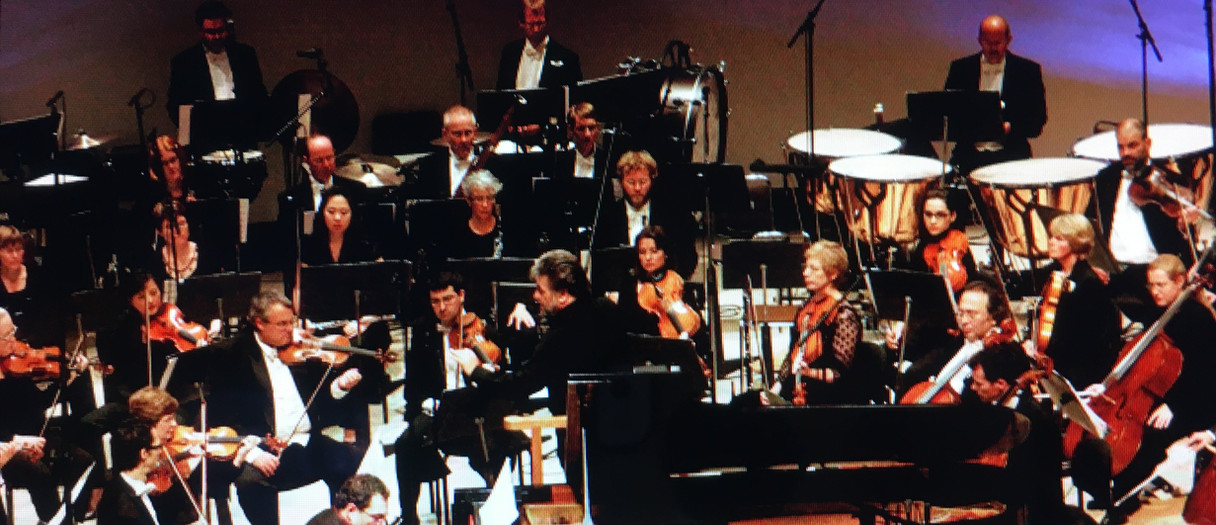 Hurricane Juan Piano Concerto World Premiere