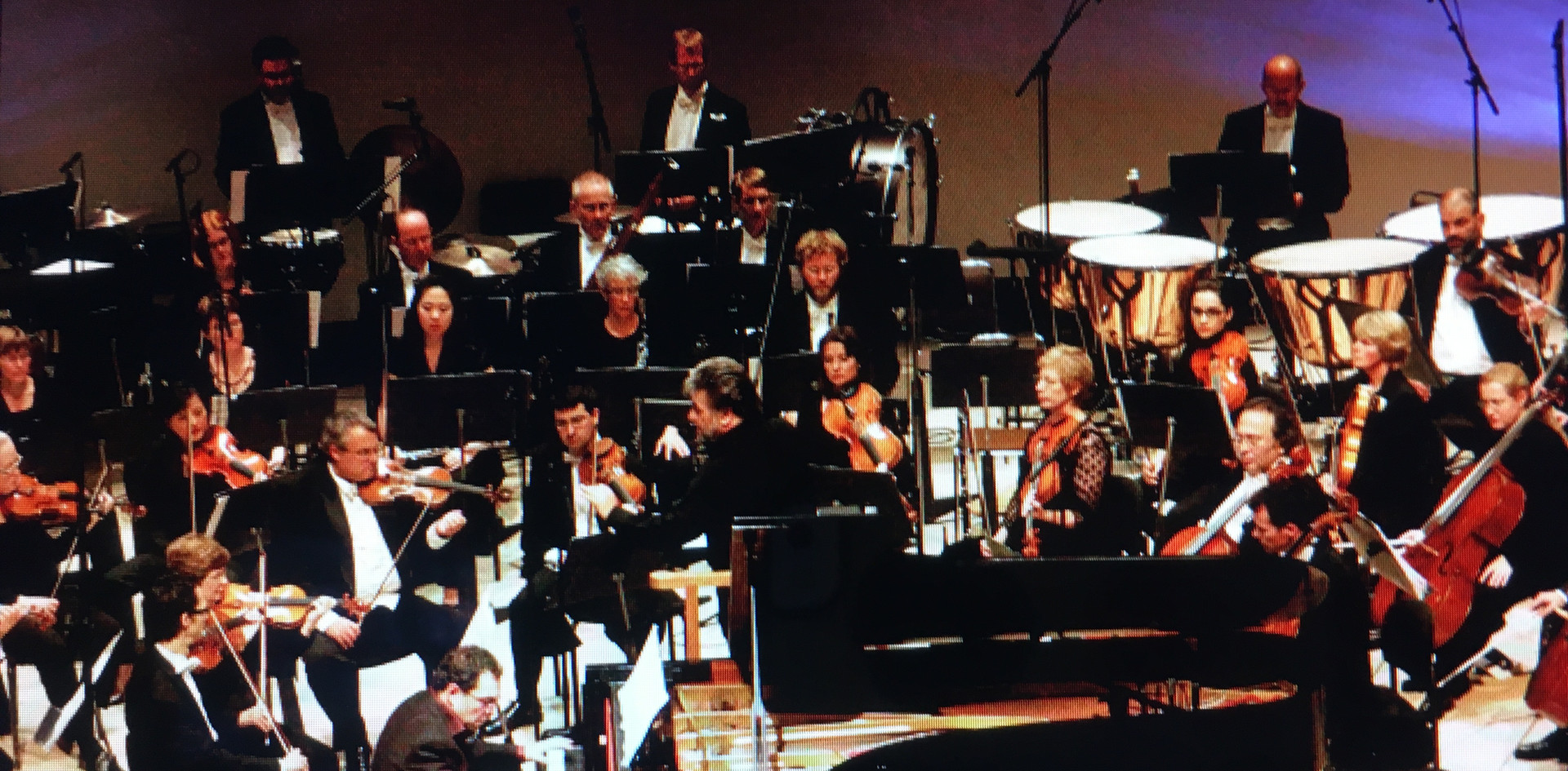 Hurricane Juan Piano Concerto World Premiere