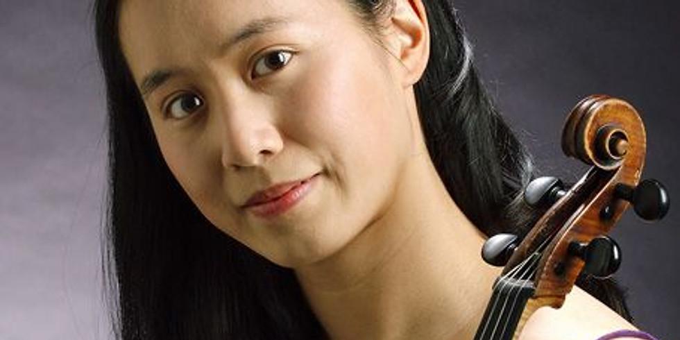 Recital with Violist Sharon Wei