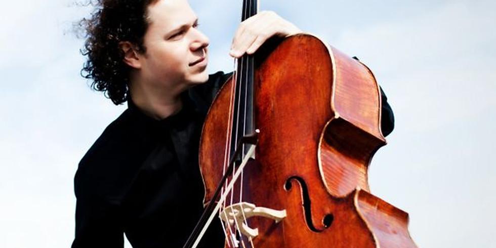 Recital with Cellist Matt Haimovitz