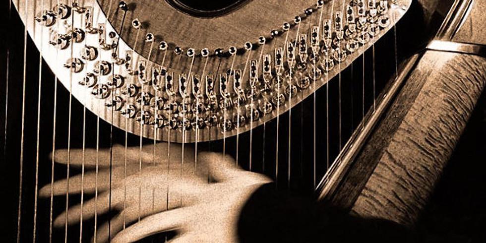 Flute, Harp, Violin & Viola Recital
