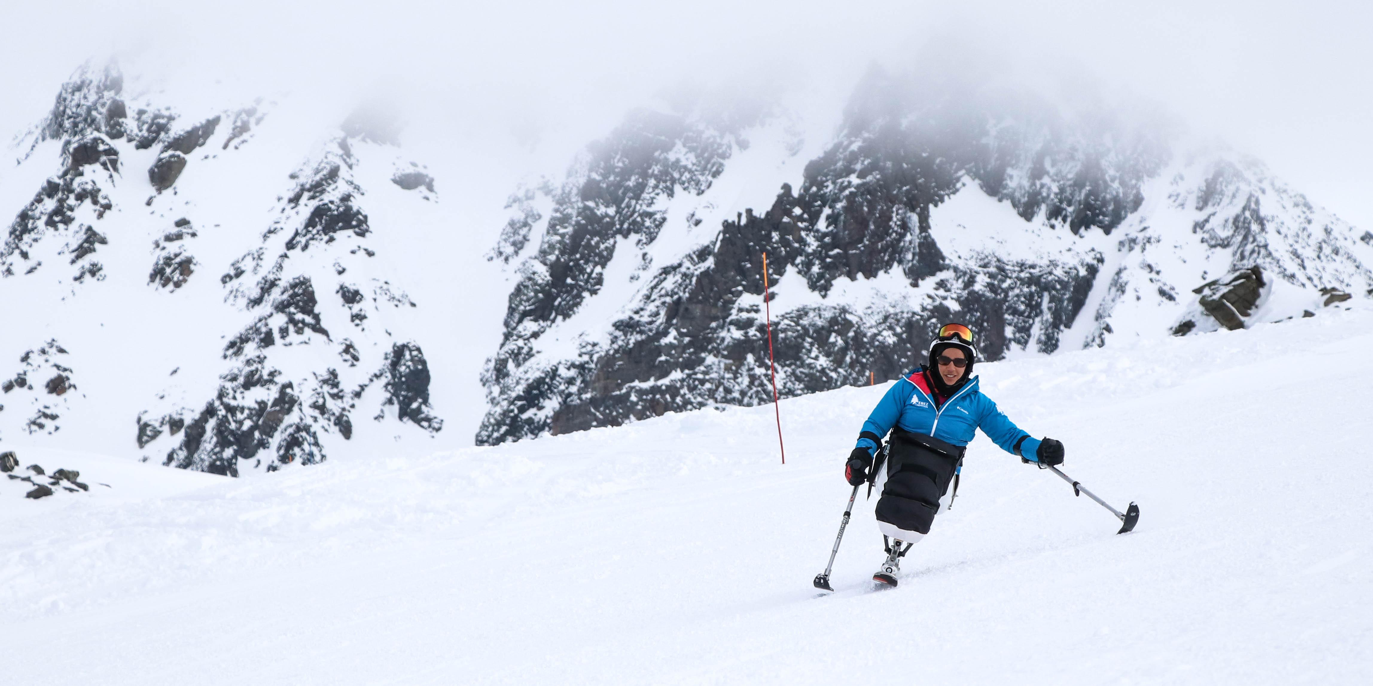 Erez Adaptive Ski