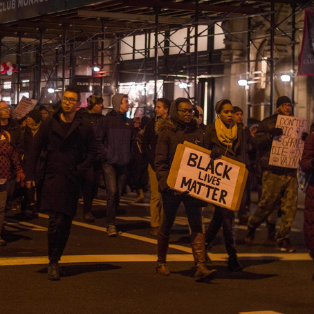 Black Lives Matter Leads Labor Movement - Now Others Must Step-Up
