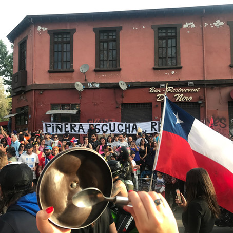 Rising Tensions in Chile