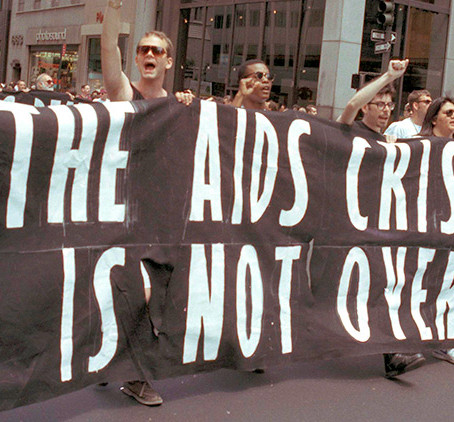 The Fight Against HIV/AIDS