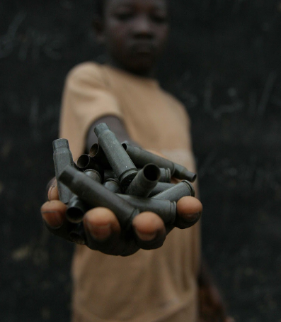 The True Victims of War in the Central African Republic