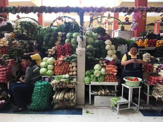 Innovation at a Local Market