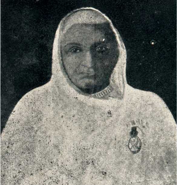 """The first Begum of Bhopal, Qudsia Begum, came to power in 1819 after the assassination of her husband, who was the ruler at the time. She challenged Islamic tradition by refusing to observe purdah, which is the notion that women should remain covered at all times and out of public sight.  """"Qudsia Begum, The First Begum of Bhopal."""" Vivek Singh: Chasing The Horizon"""