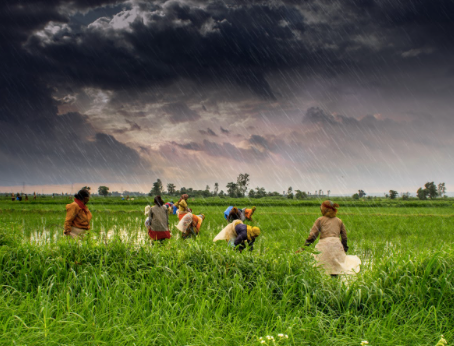 Developing in a Green Way: India's Struggle with Climate Change