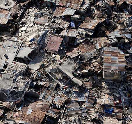 Mapping for Disaster Relief