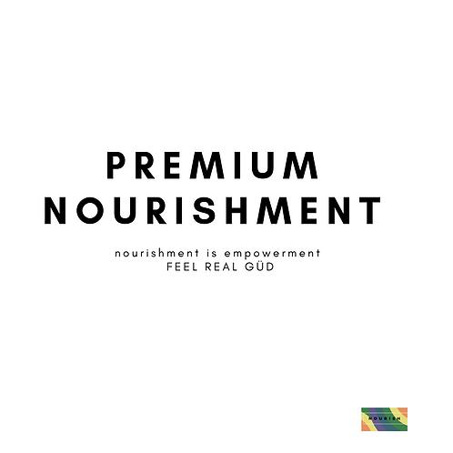 Premium Nourishment Package