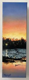 Kennebunkport Sunset - Marguerite Genest.JPG